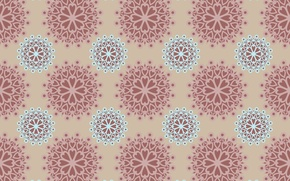 Picture pattern, texture, ornament, cream background