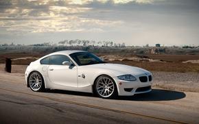 Picture BMW, BMW, white, white, Z4M