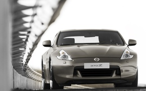Picture Road, Machine, Nissan, Nissan, Car, Car, Cars, 370z, Road