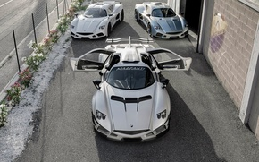Picture supercars, hypercar, Mazzanti, Evantra, Millecavalli