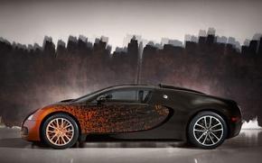 Picture veyron, bugatti, grand sport, venet, bernar