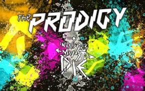 Picture techno, UK, The Prodigy, electronic rock, dance-punk