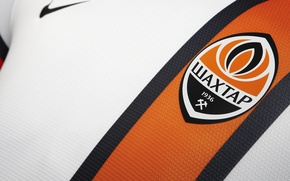 Picture Sport, Football, Form, Ukraine, Donetsk, Miner, Football club, Shakhtar, NIKE