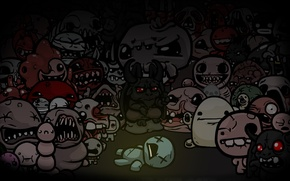 Picture game, indie, The Binding of Isaac