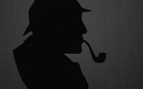 Picture Dark, Classic, Holmes, Sherlock, Classy, Creepy