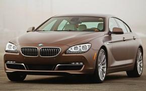 Picture Fog, Machine, Desktop, Car, 2012, Car, Beautiful, Bmw, Gran Coupe, Wallpapers, New, Beautiful, BMW, Wallpaper, …