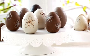 Picture eggs, Easter, eggs, easter