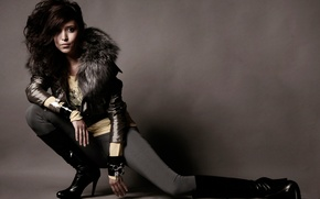 Picture girl, brunette, singer, Ukraine, via gra, the first part, alena vinnitskaya, Alena Vinnitskaya