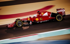 Picture Profile, Ferrari, Formula 1, Vettel, SF15T