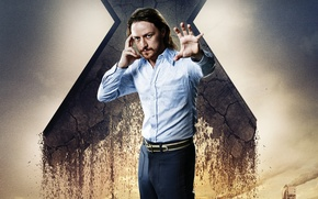 Picture X-Men, James McAvoy, James McAvoy, X-Men, Charles Xavier, Days of Future Past, Days of future …