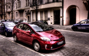 Picture HDR, Toyota, Prius