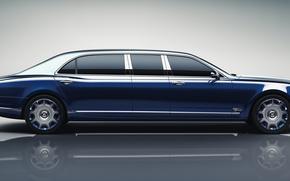 Picture Bentley, Grand, Limousine, Mulsanne, 2017