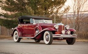 Picture Imperial, Chrysler, luxury, 1931, Phaeton, Dual, LeBaron, Cowl