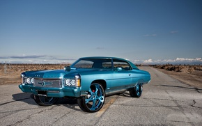 Picture Chevrolet, 1971, tuning, Impala, swagger, Cali