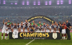 Picture joy, football, victory, the world Cup, Champions, Germany
