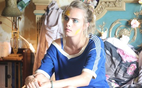 Picture Model, Actress, Cara Delevingne, Drama, Viola, Viola, Cara Delevingne, Cara Jocelyn Delevingne, Kids in Love, …