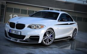 Picture car, BMW, render, rechange, bmw 235i, m performance