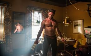 Picture Wolverine, Hugh Jackman, X-Men, Logan, Hugh Jackman, X-Men, Days of Future Past, Days of future …