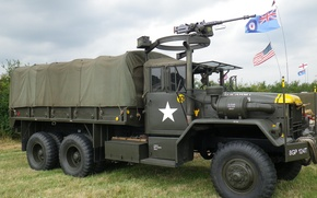 Picture car, cargo, high, patency, 5 ton, M 35