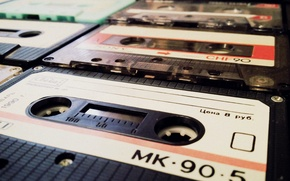 Picture macro, style, music, cassette