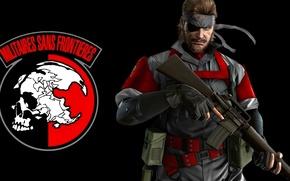 Picture sake, gun, game, soldier, weapon, war, Snake, spy, Metal Gear, man, hero, M16, rifle, warrior, …