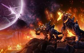 Picture monsters, 2K Games, Gearbox Software, 2K Australia, Borderlands: The Pre-Sequel, Pandora