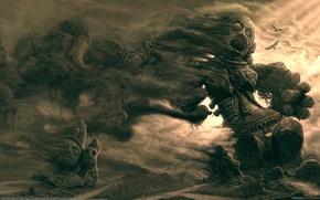Picture Sand, Smoke, Idols