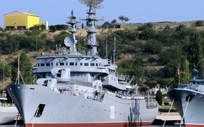 """Picture ship, Navy, military, Training, The Baltic Fleet, """"Smolny"""""""