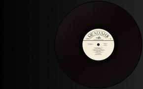 Picture Vinyl, Retro, Melody