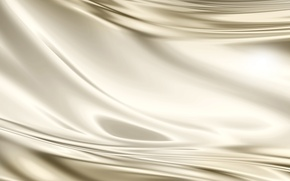 Picture wave, fabric, silk, silk, wave, fabric, ivory