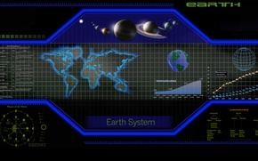 Picture earth, planet, schedule, Earth, system, moon phase