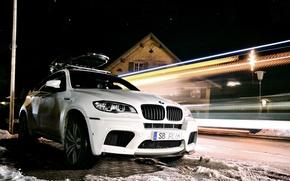 Picture BMW, X6M, White, SAC