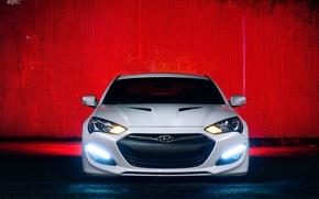 Picture tuning, Hyundai, vossen, Hyundai Genesis
