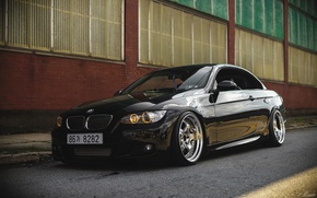 Picture car, bmw, convertible, hardtop, 3 series