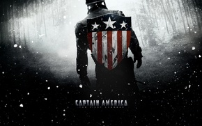 Picture snow, movie, captain america, captain America, first avenger, the first avenger