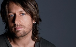 Picture Singer, New Zealand born, Keith Urban, Australian country music