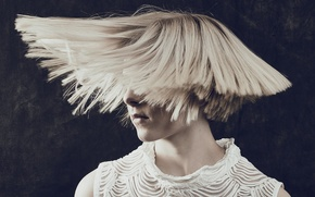 Picture hair, singer, aurora aksnes