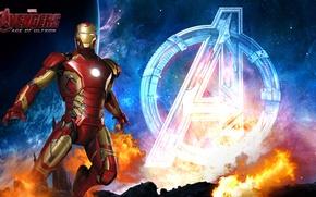 Picture costume, armor, Iron man, iron man, Marvel Comics, tony stark, Avengers: Age of Ultron, The …