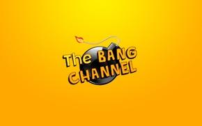 Picture Minimalism, Yellow, Orange, Bright, Bomb, TheBangChannel