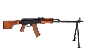 Picture weapons, Kalashnikov, machine gun, manual, RPK-74