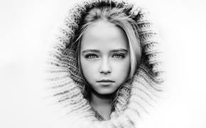 Picture portrait, girl, Serg Piltnik, Nothing Else Matters
