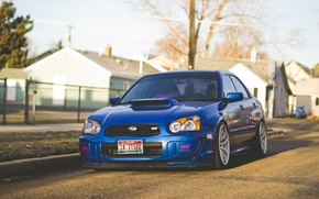 Picture Subaru, Impreza, WRX, STI