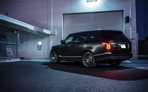 Picture Rear, Collection, Land Rover, Range Rover, Aristo, Sport