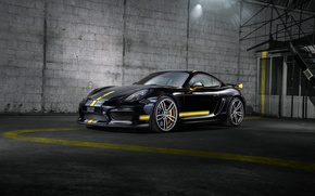 Picture Porsche, Cayman, Porsche, GT4, TechArt, Caiman