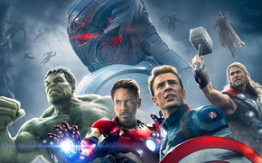 Picture The Avengers, Avengers:Age of Ultron, The Avengers:Age Of Ultron