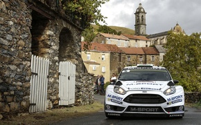Picture Ford, Home, Ford, WRC, France, Fiesta, Elfyn Evans, Tour de Corse