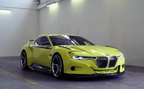 Picture BMW, BMW, Hommage, CSL, 2015