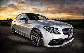 Picture Mercedes-Benz, Mercedes, AMG, C-Class, W205