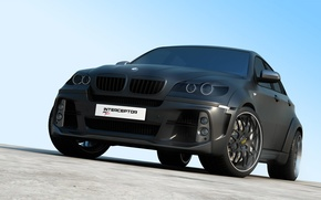 Picture BMW, Design, Black, Interceptor metR