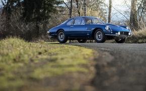 Picture Ferrari, LWB, 400, Pininfarina, Aerodynamic, Superamerica, Coupe. 1962
